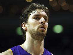 With the NBA deadline on Thursday, Lakers forward Pau Gasol, the subject of trade reports throughout the season, will learn his fate later this week.
