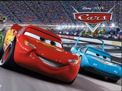 "Disney found huge box office success with the movie ""Cars,"" which featured a talking NASCAR-style car."