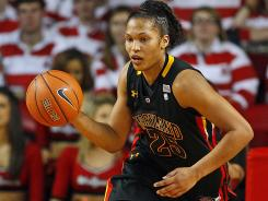 Alyssa Thomas, averaging 17.4 points, was named ACC player of the year.
