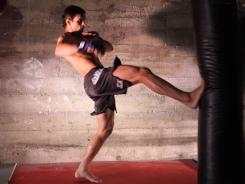 Rodrigo Damm is one of 32 fighters chosen for the opening round of The Ultimate Fighter: Brazil.