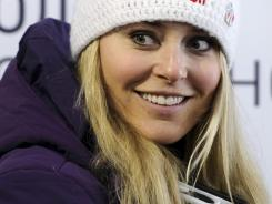 Olympic champion Lindsey Vonn this week is pursuing Hermann Maier's record of 2,000 points in a World Cup season.