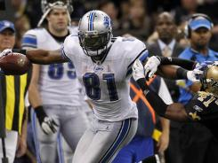 The Lions drafted WR Calvin Johnson with the second pick of the 2007 draft.