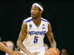 Memphis guard Will Barton averages 18.1 points and 8.1 rebounds per game.