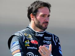 Despite a 25-point penalty and 42nd-place finish in the Daytona 500, Jimmie Johnson has climbed to 23rd in points. He was fourth at Phoenix and second at Las Vegas.