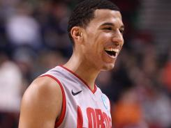 Kendall Williams was destined for UCLA before finding his home in New Mexico. Now, he's a game away from the Sweet 16 with the Lobos.