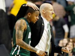 Ohio coach John Groce says he can't take credit for grooming point guard D.J. Cooper's talents: &quot;When he first got here, he was just a great talent.&quot;