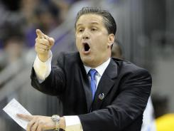 Kentucky's John Calipari has the most to gain over the remainder of the NCAA tournament. With a run to the championship, he would add $600,000 to the $150,000 he has secured from the Wildcats' Southeastern Conference regular-season title and advance to the round of 16.