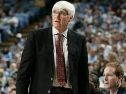 Bobby Cremins coached at College of Charleston for six seasons before taking leave in late January.