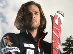 In this Sept. 15, 2009, photo, Canadian national skicross team member Nik Zoricic of Toronto, Ontario, poses following a media event at Cypress Mountain, in North Vancouver, British Columbia. Zoricic died from head injuries after flying off the course and crashing in a World Cup skicross event in Grindelwald, Switzerland, on March 10.