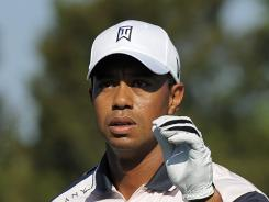 Tiger Woods, who played Monday in the Tavistock Cup, was never satisfied with anything, Hank Haney says in his new book.