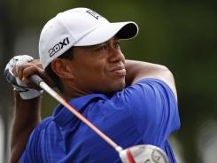 Tiger Woods is a six-time winner of Arnold Palmer's tournament at Bay Hill.
