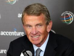 The PGA Tour is making some significant changes, Commissioner Tim Finchem says.