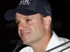 Rubens Barrichello, 39, is making the rare jump from Formula One to IndyCar. He posted the third-fastest speed in testing earlier this month at Sebring International Raceway.