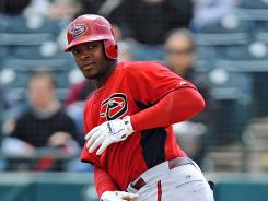 Justin Upton, fourth in NL MVP voting last year after hitting .289 with 31 homers and 88 RBI, leads a talented Diamondbacks outfield. &quot;We're still very hungry,&quot; he says.