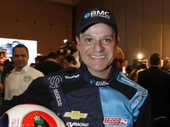 Brazilian driver Rubens Barrichello is making the transition in 2012 to racing Indy cars. He is submitting thoughts to USA TODAY about his debut in St. Petersburg, Fla.