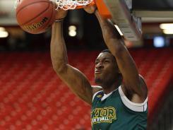 Baylor forward Perry Jones III has scouts buzzing about his NBA potential, but his sophomore season has ranged from sensational to so-so.