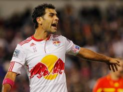 Coming off suspension, Rafa Marquez is ready to help the New York Red Bulls.