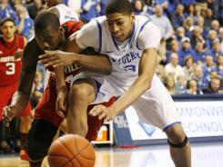 Jon Wilner: It'll take a lot to topple Kentucky at Final Four