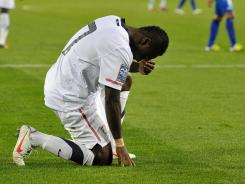 U.S. captain Freddy Adu assisted on two goals, but it wasn't enough to overcome El Salvador.