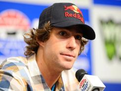 """""""I drive a lot of different types of vehicles,"""" Travis Pastrana says. """"I love to drive. Everything that you drive brings a completely different audience."""""""