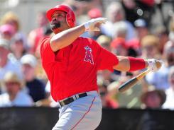 Preview: Pujols gives Los Angeles Angels bat, balance