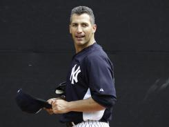 Andy Pettitte, who came out of retirement, signed a minor league contract with the Yankees.