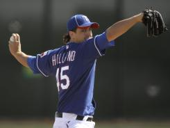 Rangers starter Derek Holland says it's OK if some doubt that Texas can return to the World Series a third consecutive time because the players know they can do it.