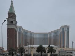 The Venetian Macau resort has been operating for more than five years.