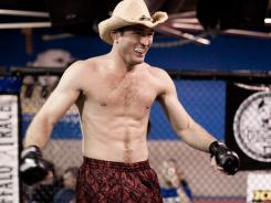 """Jason """"Mayhem"""" Miller fought for Strikeforce before joining the Ultimate Fighting Championship in 2011."""