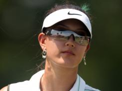 Michelle Wie of the USA, who is about to graduate from Stanford, will soon be a full-time golfer.