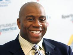 New DODGERS structure takes shape with Magic Johnson, Kasten