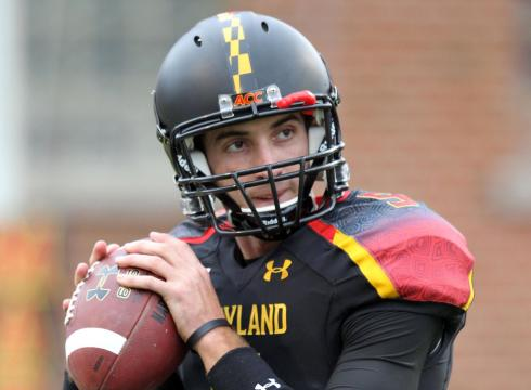 Wisconsin signs Maryland QB transfer Danny O'Brien – USATODAY.