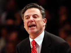 Louisville head coach Rick Pitino will be interviewed Jim Rome.