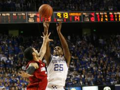Kentucky defeated Louisville 69-62 back on Dec. 31.