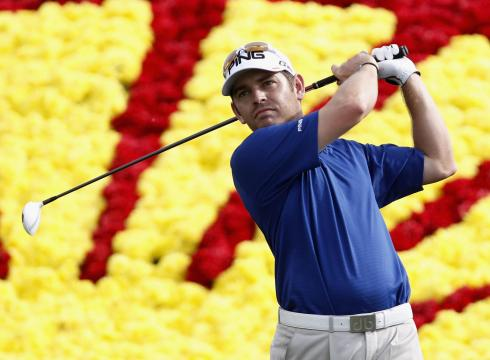 Davis, OOSTHUIZEN share lead in Houston Open – USATODAY.
