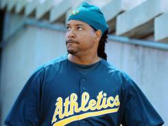 Manny Ramirez signed with the Athletics on a minor league contract.