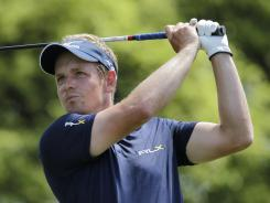 World No. 1 Luke Donald chases his first major title this week at the Masters.