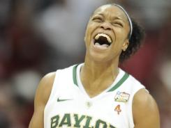 Odyssey Sims and Baylor already have one win against Notre Dame but that game 35 games ago, in November.
