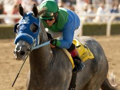 Creative Cause and Joel Rosario won the Grade I $250,000 Norfolk Stakes at Santa Anita last October.
