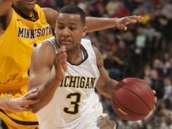 Trey Burke will likely be leaving Michigan and enter the NBA Draft.