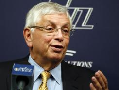 NBA Commissioner David Stern acknowledged Wednesday there is still no buyer for the New Orleans Hornets but that three groups are in intense negotiations.