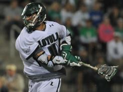 Mike Sawyer has helped fuel Loyola's best start in 13 years with a team-best 31 goals.