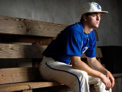 Riverside (Decatur, Tenn.) pitcher Stephen Gant, whom police say died Tuesday of an apparent self-inflicted gunshot wound, was the Jackson's Suns Baseball Player of the Year the past three seasons.