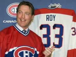 Patrick Roy is a hero in Montreal and his passion would help build up the franchise.