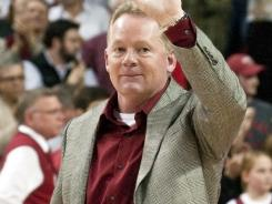Arkansas coach Bobby Petrino is on leave after misleading the school following his motocycle crash Sunday.