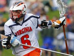 Virginia attackman Steele Stanwick paced the top-ranked Cavaliers victory against North Carolina with three goals and four assists, moving into third on teh school career points list.