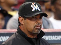 """Miami Marlins' manager Ozzie Guillen apologized for comments he made regarding Cuban dictator Fidel Castro. Guillen told Time magazine he """"respects [Castro] for staying in power so long."""" He issued an apology shortly after."""