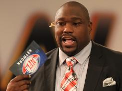 Former NFL defensive lineman and current NFL Network analyst Warren Sapp has filed for bankruptcy in Florida.