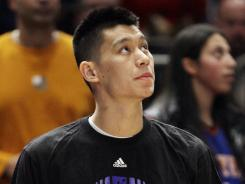 Jeremy Lin will need the Knicks to get into the NBA playoffs and likely past the first round if he is going to play again this season.