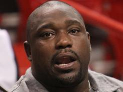 Warren Sapp owes creditors $6.7 million.